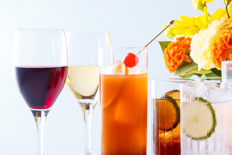 アルコールドリンク飲み放題オプションのイメージ画像