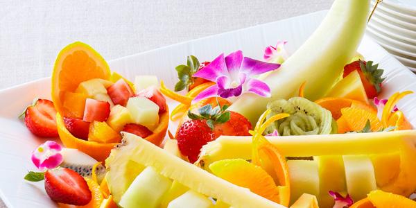 プライベートパーティープラン フルーツ盛り合わせのイメージ