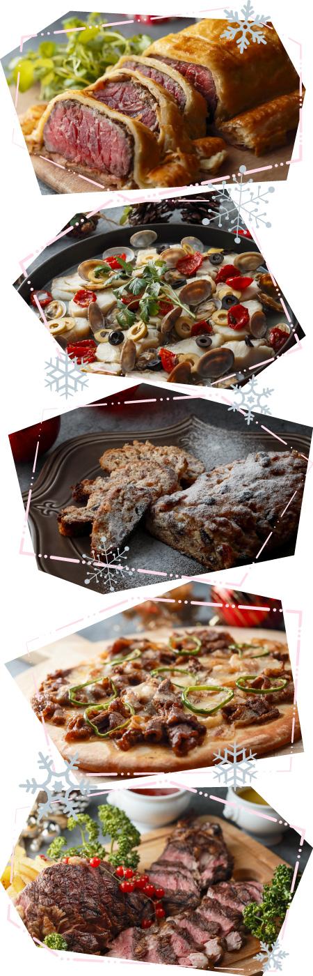 クリスマス ビーフフェア~ドイツのスイーツマーケット~ イメージ画像